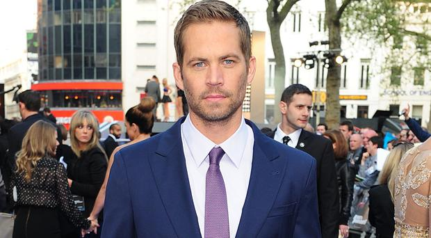 Paul Walker played an undercover cop in crime drama Brick Mansions