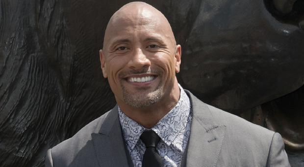 Dwayne Johnson is to play Black Adam