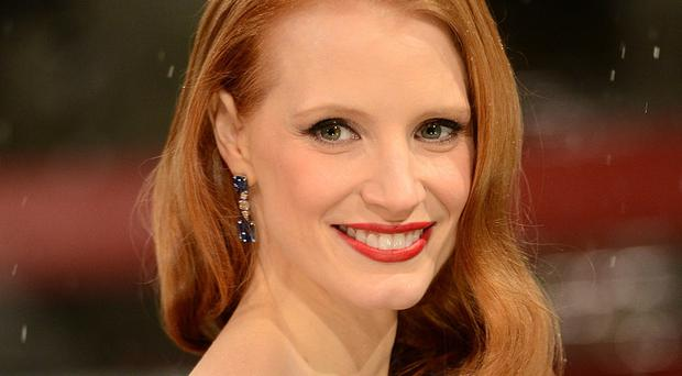Jessica Chastain could be set to star in The Martian