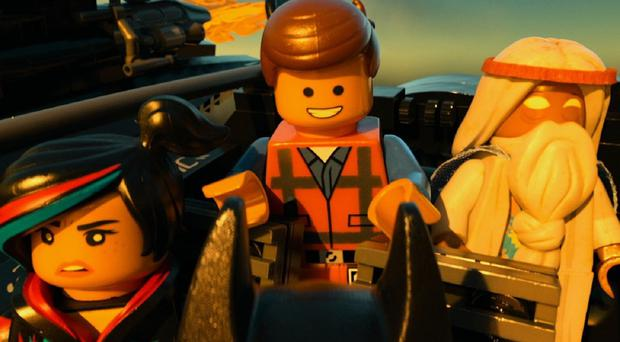 The Lego Movie has boosted toy sales