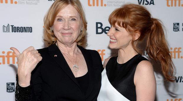 Liv Ullmann and Jessica Chastain heaped praise on one another at the Toronto International Film Festival