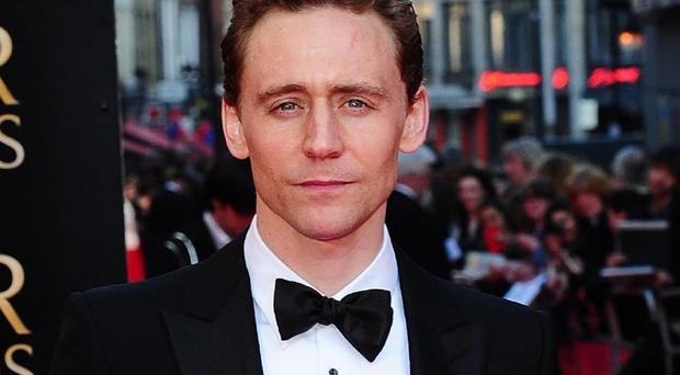 Tom Hiddleston performed Hank Williams' songs at a music festival