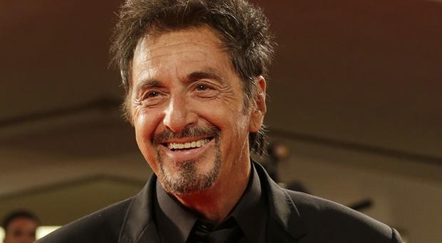 Al Pacino has two movies at the Toronto International Film Festival