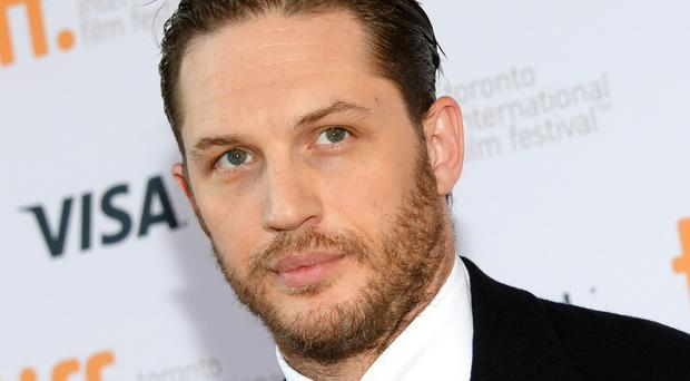 Tom Hardy likes to play characters who scare him