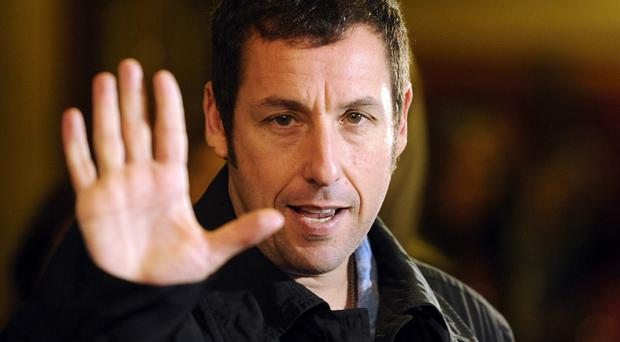 Adam Sandler has enjoyed experimenting with indie movies this year