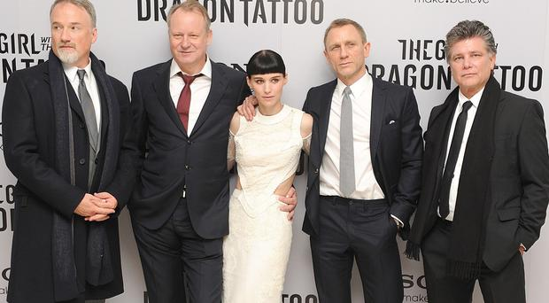 David Fincher hopes that the Dragon Tattoo sequels get made