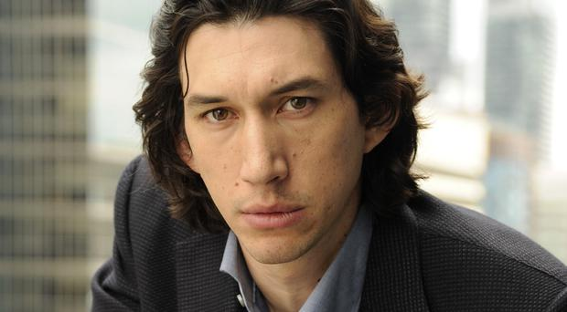 Adam Driver was originally thought to be playing a baddie in Star Wars Episode VII