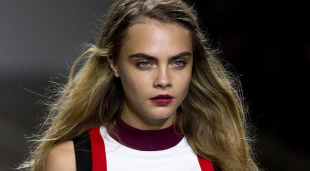 Cara Delevingne has landed the lead role in a movie