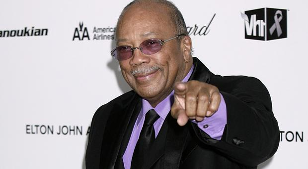 Quincy Jones says he was reduced to tears by Clark Terry documentary Keep On Keepin' On