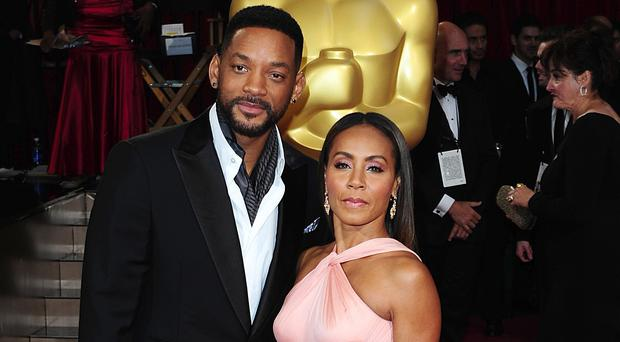 Will Smith tweeted a birthday message to his wife Jada Pinkett Smith