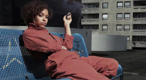 Antonia Thomas played Alisha in Misfits but said the film version is unlikely to go ahead