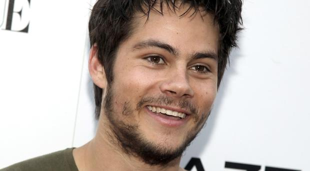 Dylan O'Brien stars in The Maze Runner