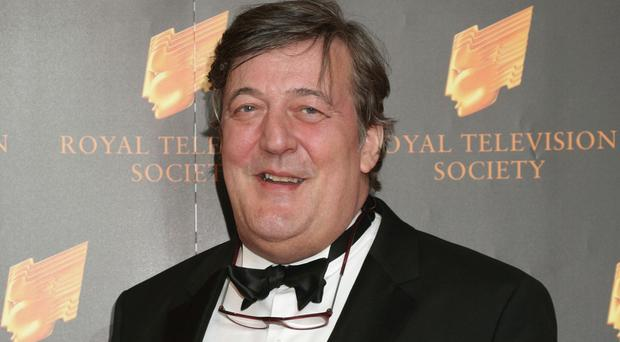 Stephen Fry will star in a Martin Scorsese movie