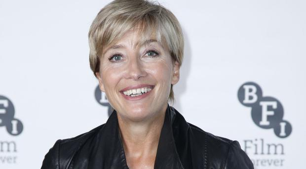 Emma Thompson took part in Bafta's Screenwriters Lecture Series