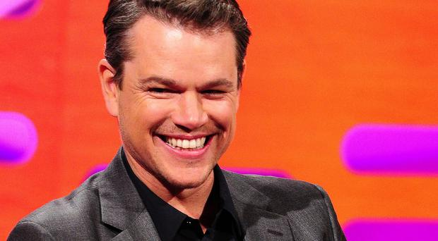 Matt Damon could be starring in The Great Wall