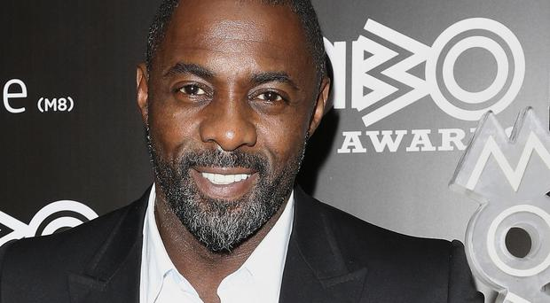 Idris Elba has been inspired to make music after playing Nelson Mandela on the big screen