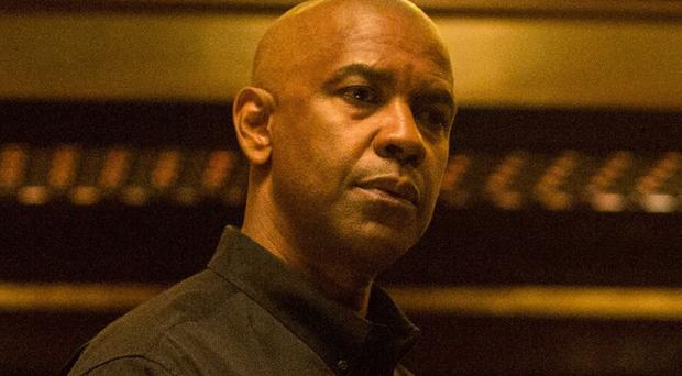 Denzel Washington plays a trained killer in The Equalizer