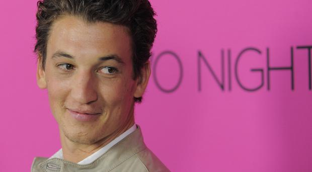 Miles Teller wants to play Elvis on screen