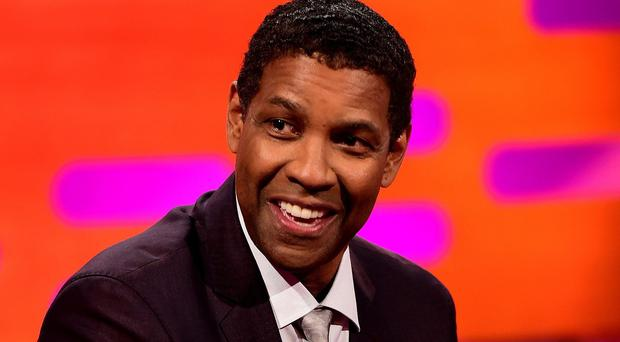 Denzel Washington enjoys being anonymous in public