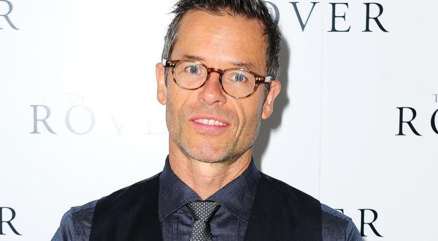 Guy Pearce is starring in Genius with Colin Firth and Nicole Kidman
