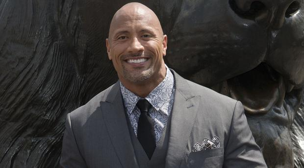 Dwayne Johnson is to star in The Janson Directive