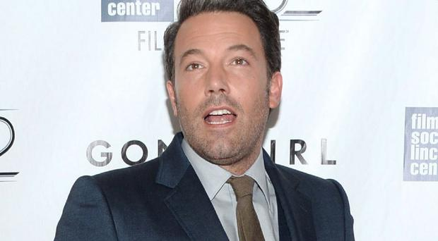 Ben Affleck stars in Gone Girl