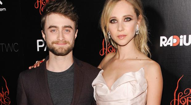 Daniel Radcliffe and Juno Temple get naked together in new film Horns
