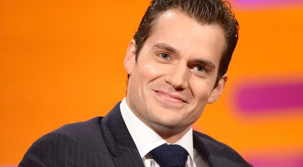 Henry Cavill has signed up his first production project