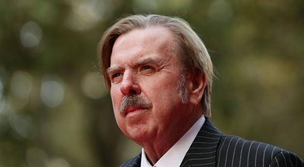 Timothy Spall stars in Mr Turner