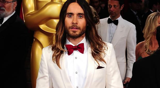 Jared Leto is said to be sizing up playing The Joker in Suicide Squad