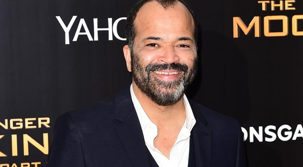 Jeffrey Wright is sad that The Hunger Games is over