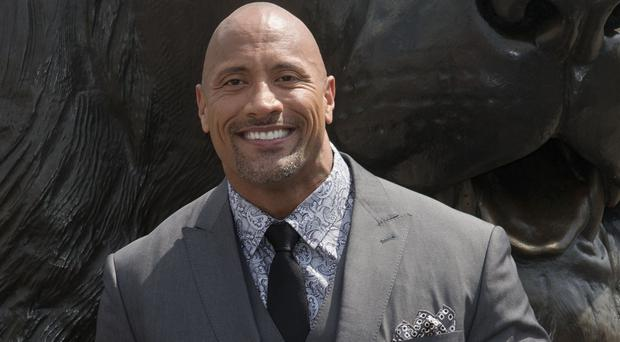 Dwayne Johnson will star with Kevin Hart in Central Intelligence