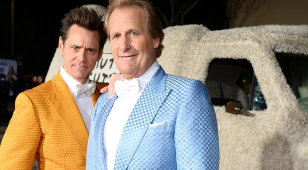 Jim Carrey and Jeff Daniels reprise their famous roles in Dumb And Dumber To