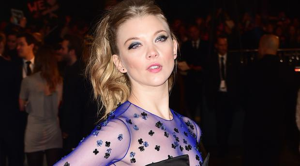 Natalie Dormer has said she didn't mind losing her hair for The Hunger Games