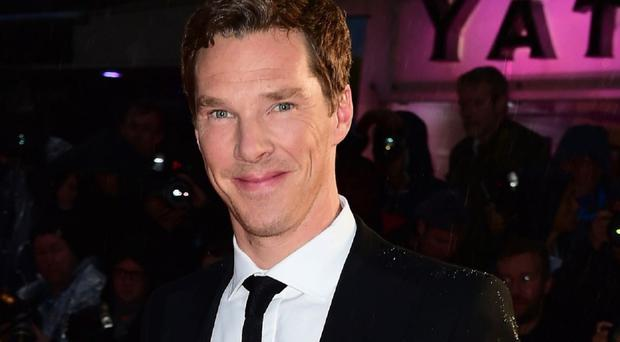Benedict Cumberbatch is to get a special award