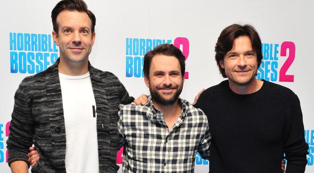 Jason Sudeikis, Charlie Day and Jason Bateman are back in Horrible Bosses 2