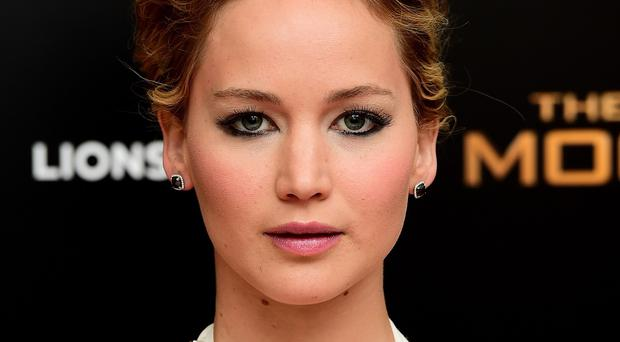 Jennifer Lawrence stars in The Hunger Games: Mockingjay Part 1