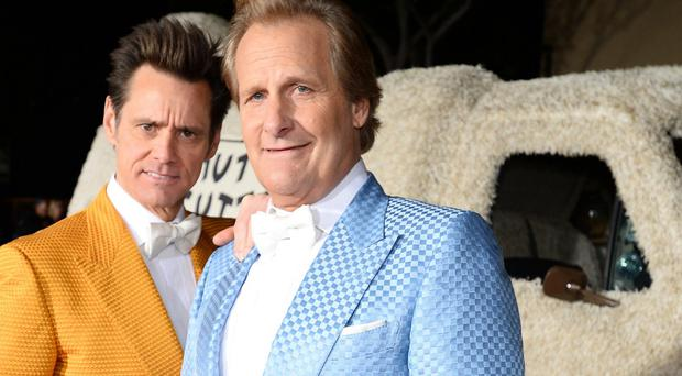 Jim Carrey and Jeff Daniels are back for Dumb And Dumber To