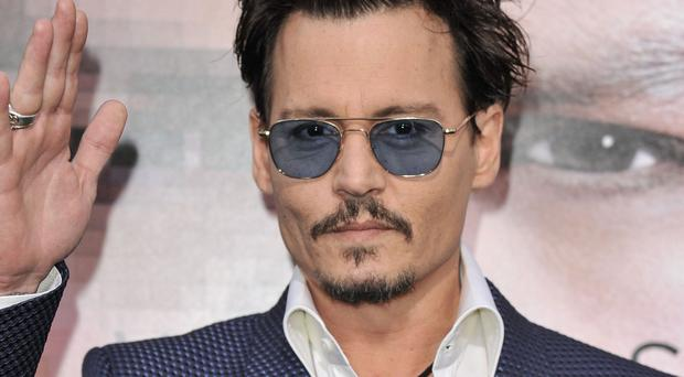 Johnny Depp who was Sexiest Man Alive 2009