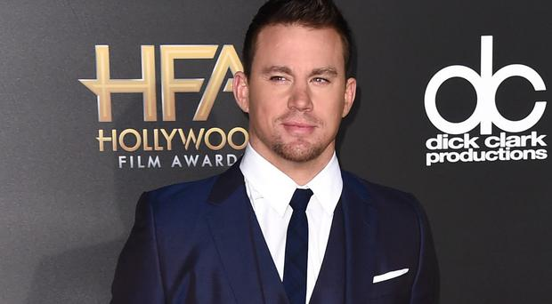 Channing Tatum who was 2012 Sexiest Man Alive