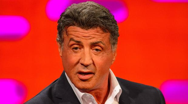 Sylvester Stallone says Reach Me takes him back to his acting roots