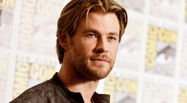 Chris Hemsworth has been named the Sexiest Man Alive of 2014