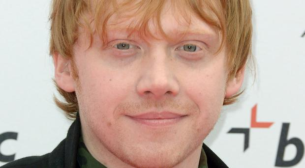 Rupert Grint is starring on stage in the US