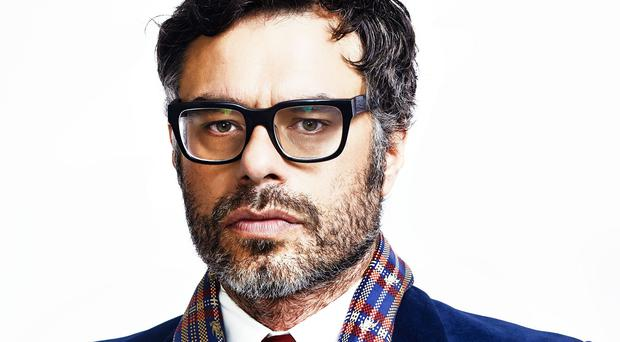 Jemaine Clement plays a vampire in spoof documentary What We Do In The Shadows