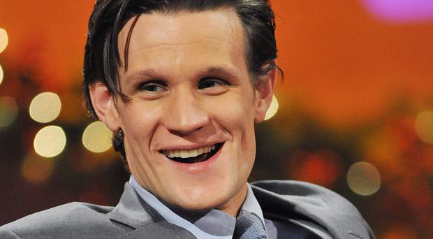Matt Smith has been cast in the film Patient Zero