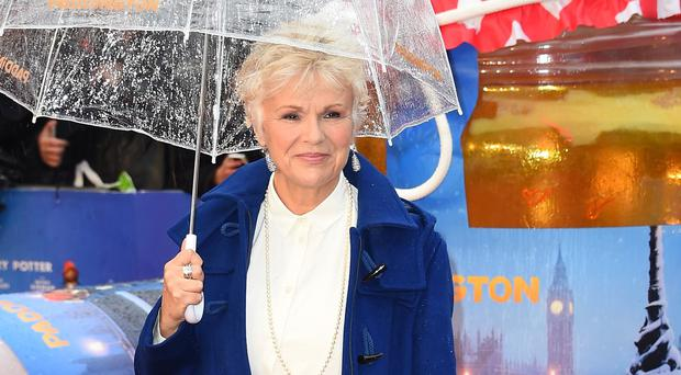 Julie Walters has big screen roles in Paddington and Brooklyn