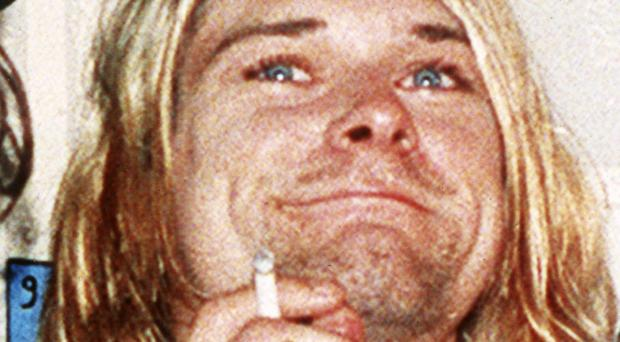 Kurt Cobain is the focus of a new documentary