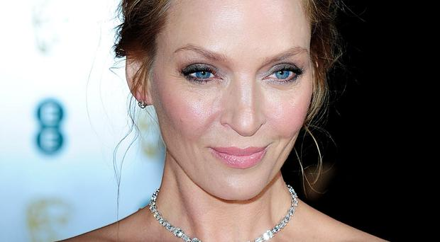 Uma Thurman will host the Gotham Awards in New York on December 1
