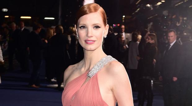 Jessica Chastain helped get Oscar Isaac the role of her husband in A Most Violent Year