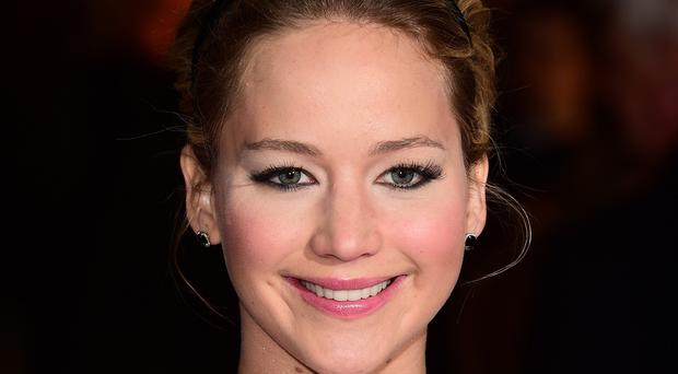 Jennifer Lawrence has added another string to her bow - a top 40 single.